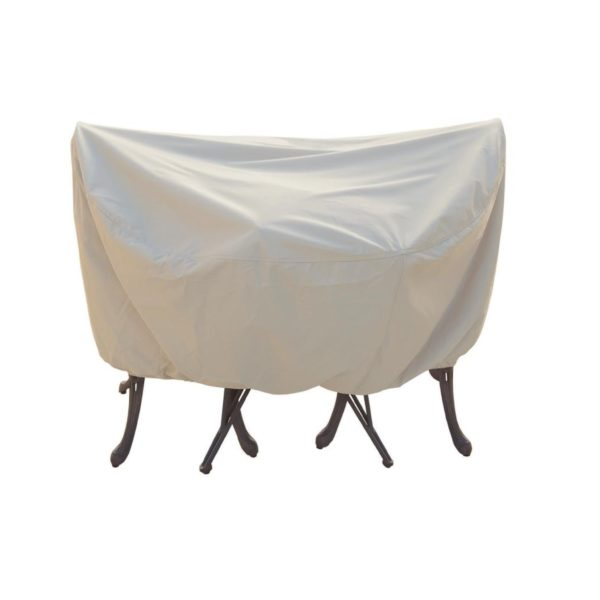"""Treasure Garden Protective Patio Furniture Cover CP531 36"""" Bistro/Cafe Table & Chairs"""