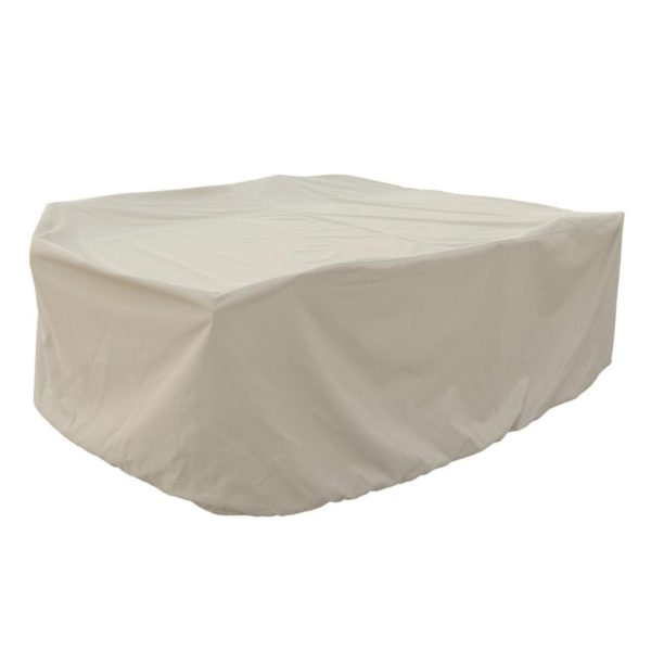 Treasure Garden Protective Furniture Cover CP584 Medium Oval/Rectangle Table & Chairs