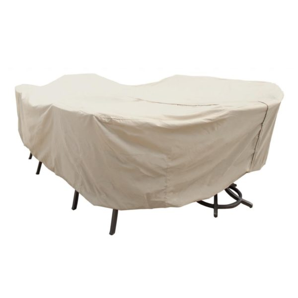Treasure Garden Protective Furniture Cover CP586 Small Oval/Rectangle Table & Chairs