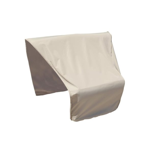 Treasure Garden Protective Patio Furniture Cover CP406-L Modular Wedge - Left End
