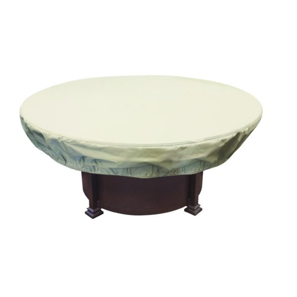 Treasure Garden Protective Patio Furniture Cover CP930 Round Firepit