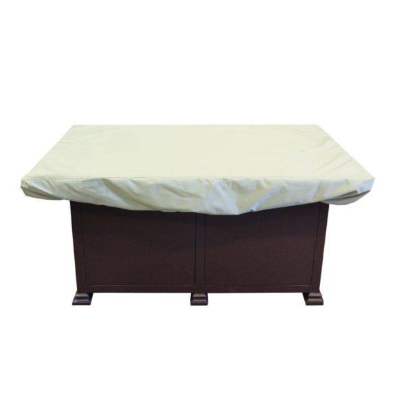 Treasure Garden Protective Patio Furniture Cover CP933 Rectangle Firepit