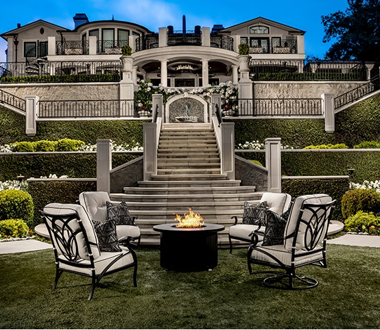O.W. Lee Belle Vie Outdoor Patio Furniture Collection