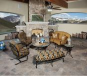 O.W. Lee Cambria Outdoor Patio Furniture Collection