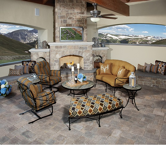 O.W. Lee Cambria Outdoor Patio Furniture Collection