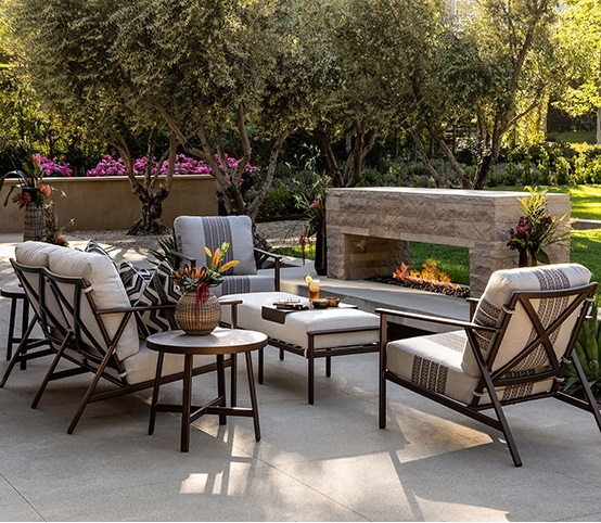 O.W. Lee Marin Outdoor Patio Furniture Collection