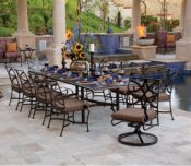 O.W. Lee Marquette Outdoor Patio Furniture Collection
