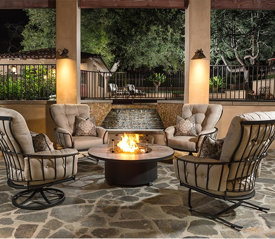 O.W. Lee Monterra Outdoor Patio Furniture Collection