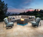 O.W. Lee Pacifica Outdoor Patio Furniture Collection