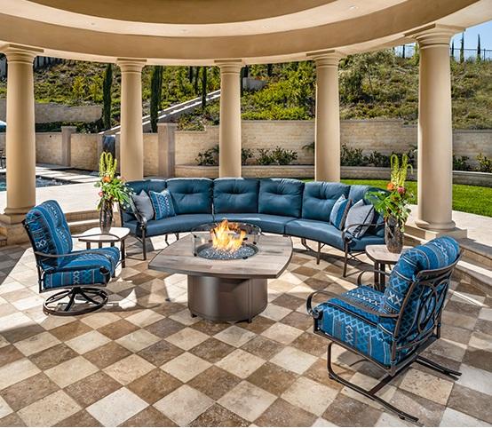 O.W. Lee Pasadera Outdoor Patio Furniture Collection