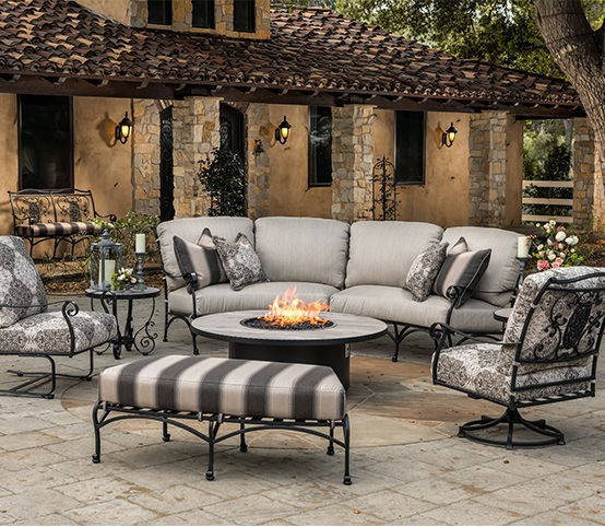 O.W. Lee San Cristobal Outdoor Patio Furniture Collection