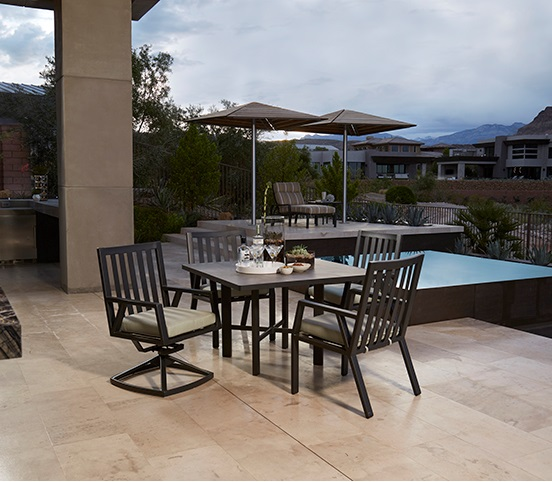 O.W. Lee Aris Outdoor Patio Furniture Collection