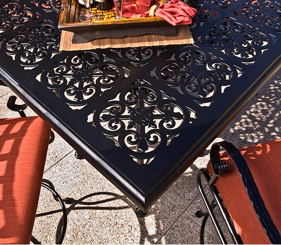 O.W. Lee Table Tops and Bases Outdoor Patio Furniture Collection