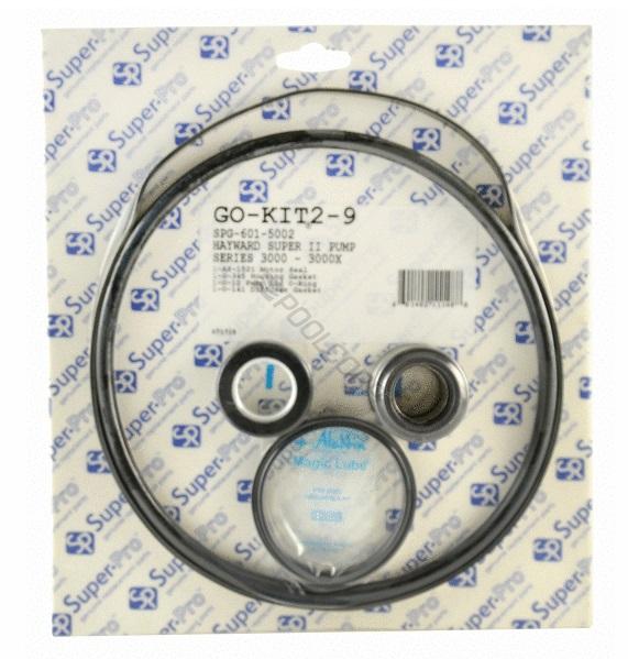 Hayward Super II Pump Seal Kit GO-KIT2-9