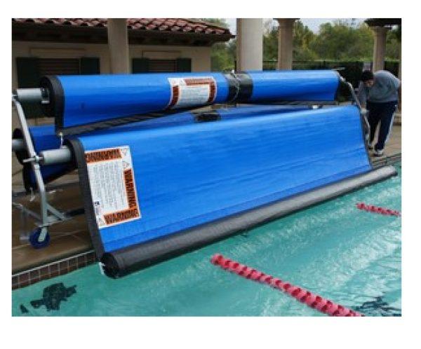 SR Smith Thermal Pool Cover Storage Reel