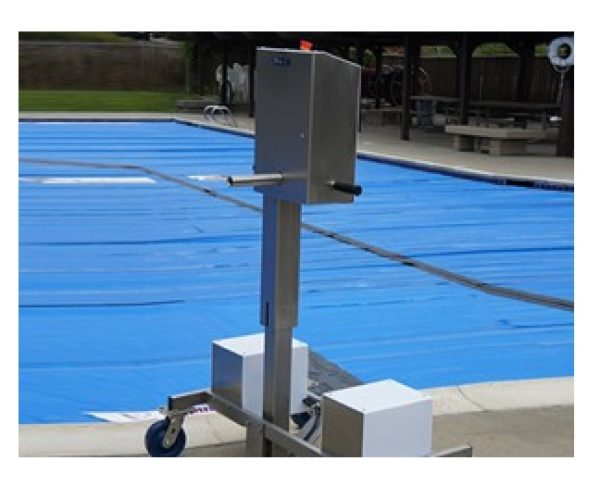 SR Smith EOS Automatic Re-winder for Thermal Pool Covers