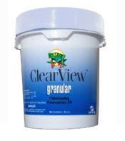 Clear View 5 lb Granular Chlorine