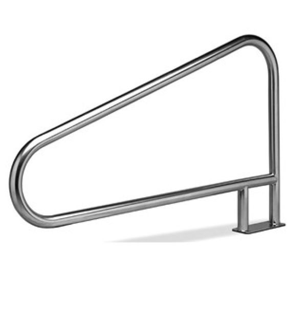 SR Smith PR-500 Stair Rail for Commercial Swimming Pools