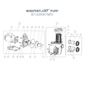 WhisperfloXF Pump