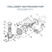 Challenger High Pressure Pump