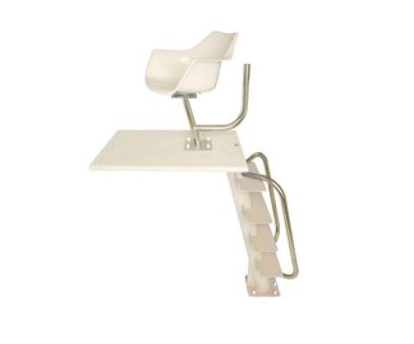 SR Smith Cantilever Lifeguard Chair