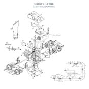 Kreepy Krauly Legend II LX2000