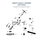 Kreepy Krauly Kruiser - 2012 Model