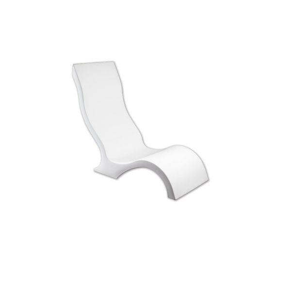 Texacraft LLCR High Back In-Pool Chair