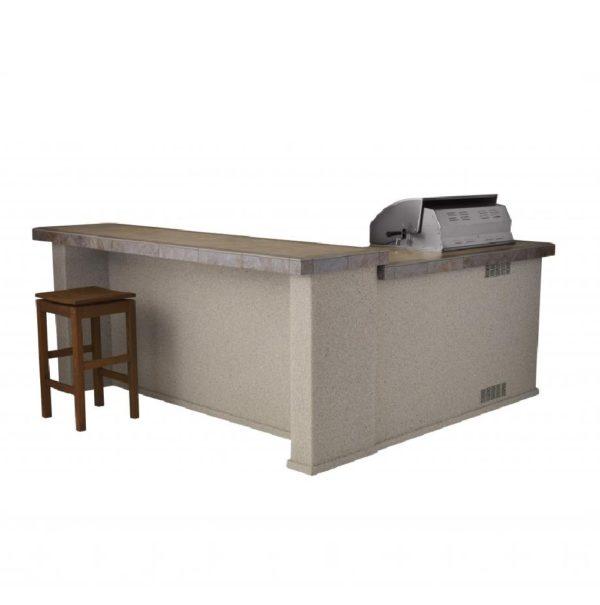 Bull 31043 Mesquite Q Island Kitchen