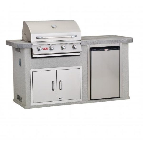 Bull 31006 or 31007 Power Q Outdoor Island Kitchen