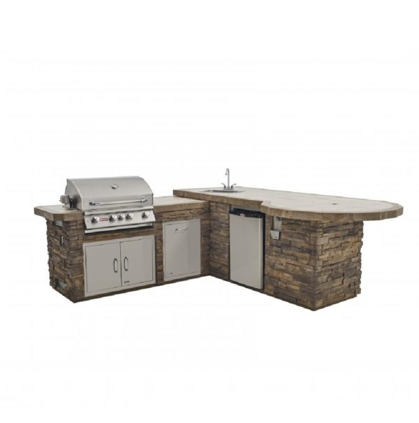 Bull 31065 or 31066 Supreme Q Outdoor Island Kitchen