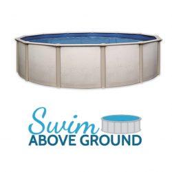 Swim Above Ground Logo