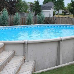 above ground pool home page