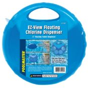 Poolmaster 32147 Clear View Chlorine Dispenser