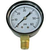 Pressure Gauge - Standard Mount