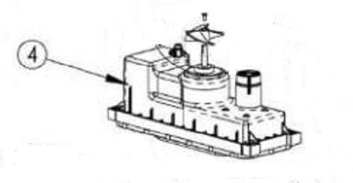 Pentair Kreepy Krauly Prowler 830 - 360147 Motor $289.99