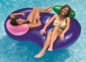 Swimline 90412 Side by Side Lounger