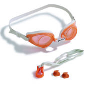 Swimline 9610 Goggles Ear & Nose Plug Combo