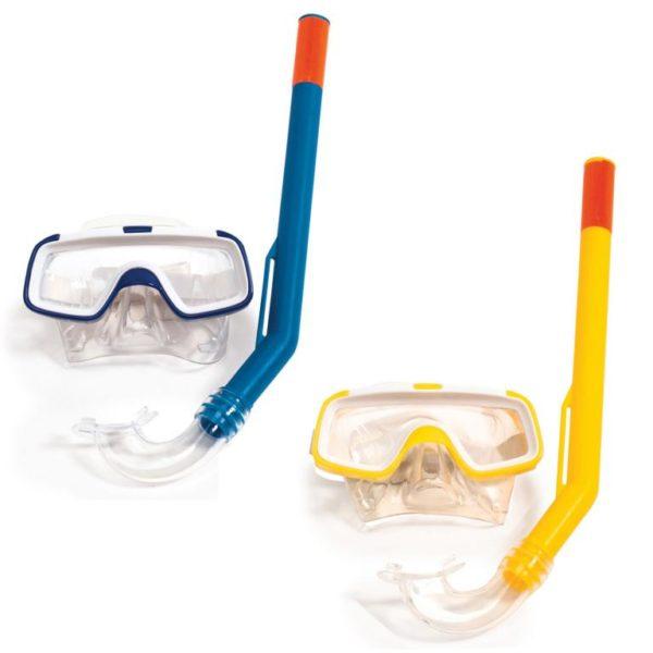 Poolmaster 98410 Stingray Mask & Snorkel Set