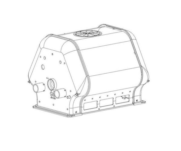 Maytronics Dolphin 99951805 Outer Casing