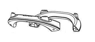 Maytronics Dolphin 99957025-ASSY Handle