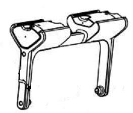 Maytronics Dolphin 99957085-ASSY Handle