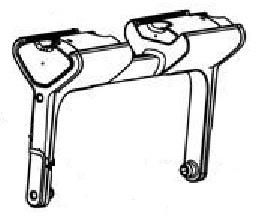 Maytronics Dolphin 99957086-ASSY Handle