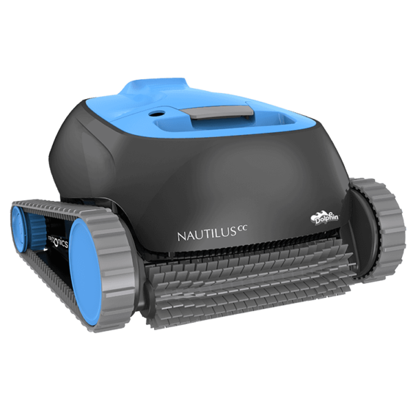 Maytronics Dolphin Nautilus with Clever Clean Robotic Pool Cleaner - Minimum Advertised MAP pricing for this item is $579