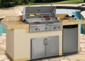 "108"" Casa Bella Complete Outdoor Kitchen - No One Beats Our Price!"