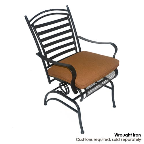 Ventura Coil Spring Dining Chair