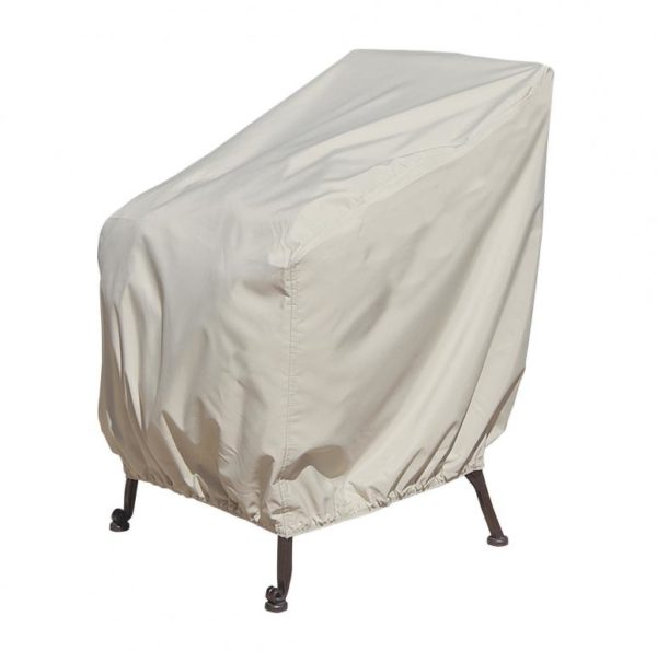 Treasure Garden Protective Patio Furniture Cover CP211 Curved Lounge Chair