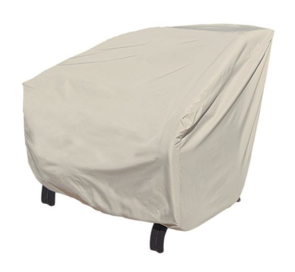 Treasure Garden Protective Patio Furniture Cover CP210 Wicker Ottoman