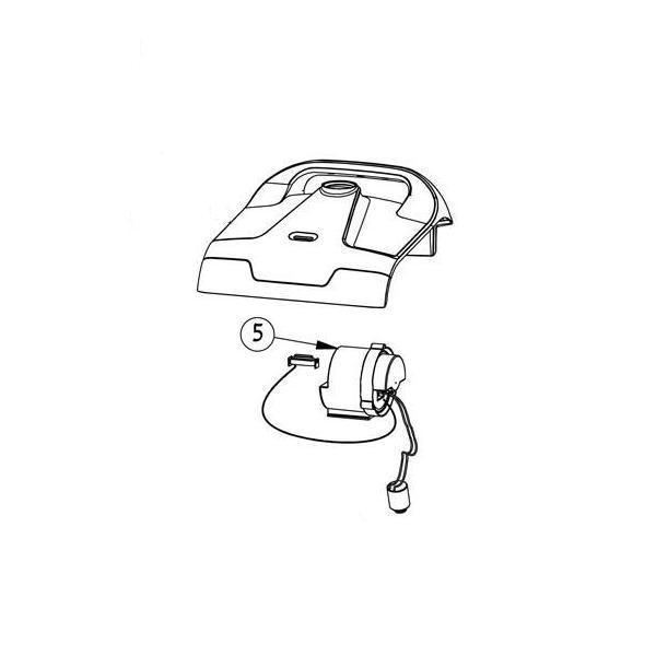 Maytronics Dolphin Hybrid DX2 H9991055-ASSY Electronical Kit
