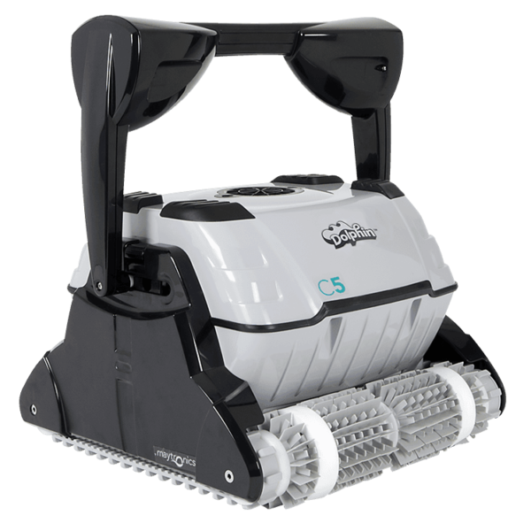 Maytronics Dolphin C5 Robotic Pool Cleaner - Maytronics Minimum Advertised MAP pricing for this item is $2,999